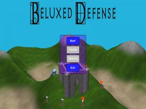 Beluxed Defense Title Shot